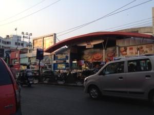 Mahatma Gandhi Road in Pune